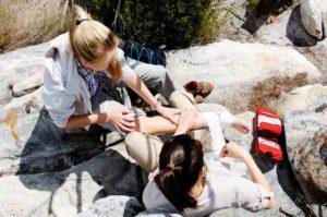 First aid kit Hiking